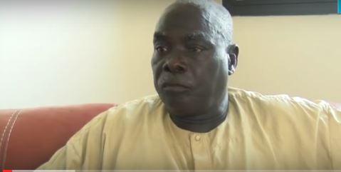 Alioune Diouf le père de Feu Ndiaga Diouf.