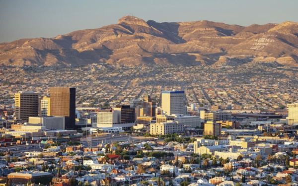 La ville de Ciudad Juarez à la frontière américano-mexicaine / Getty