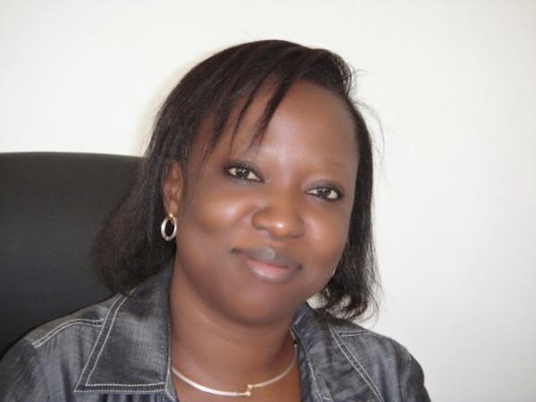 Viviane Laure Elisabeth Bampassy, ministre de la Fonction publique, de la rationalisation des effectifs et du renouveau du service public