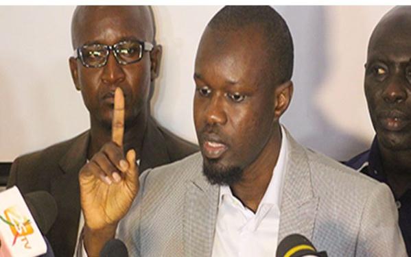 Questions d'actualité: le président du Pastef Ousmane Sonko sera aussi parmi les hôtes de l'Assemblée nationale ce jeudi 27 octobre
