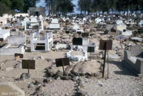 Incursion au cimetière de Pikine Des profanateurs armés blessent un gardien