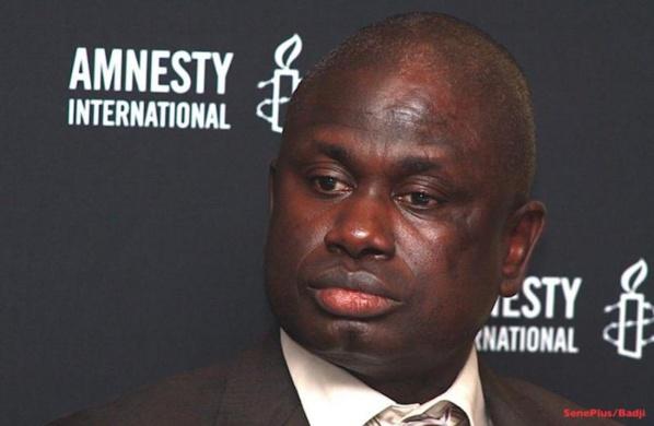 Seydi Gassama, secrétaire exécutif d'Amnesty International : la réforme du code pénal introduit des dispositions pouvant porter atteinte aux droits humains