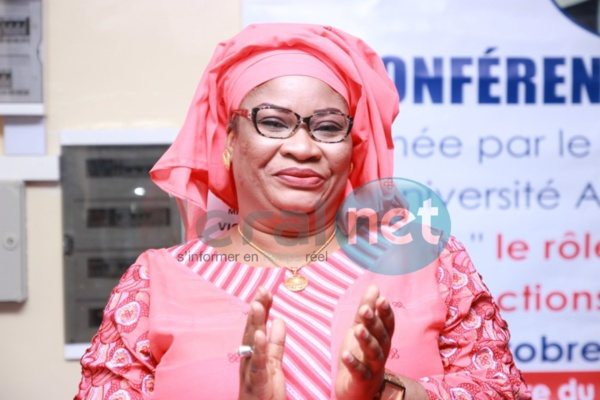 Mme Diop Iseg