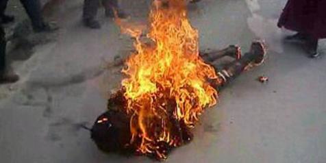Touba : Un maître coranique s'immole par le feu
