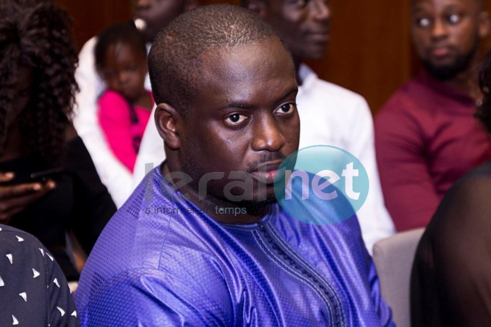 "Aziz Ndiaye Lancement série ""Idoles"""