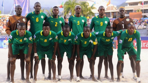 equipe nationale du Sénégal de beachsoccer