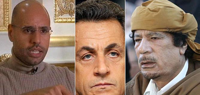 Exécution de Kadhafi : une pétition pour traduire Sarkozy devant un tribunal international
