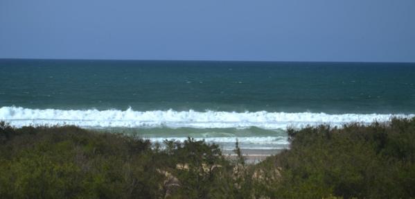 Drame: Un couple de français en voyage de noces au Sénégal  s'est noyé à la grande côte,  une plage située  à  2 kilomètres  du lac rose