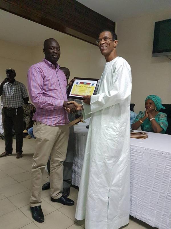 Subvention communale : Le maire de Dakar-Plateau, Alioune Ndoye à fond dans le social