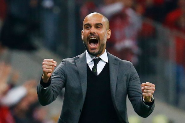 Pep Gardiola coach  Man city