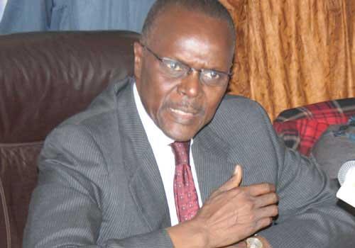 Ousmane Tanor Dieng, « Notre mission nous confie la charge de donner plus de résonnance à la voix des territoires »