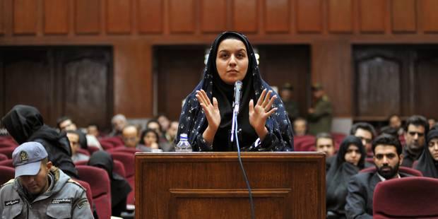 L'émouvante dernière lettre de la jeune Iranienne condamnée à mort