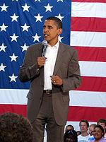 Barack Obama en campagne à la rescousse d'Hillary Clinton
