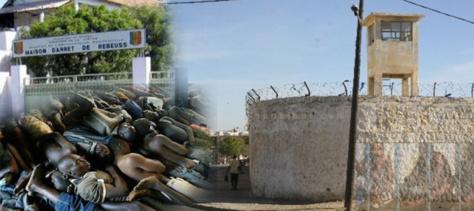 Révélation de l'ASRED sur Reubeuss : Le détenu Abou Wade a encore deux balles dans le corps et deux blessés menacent de se suicider