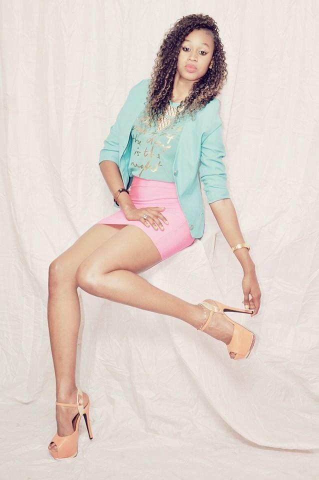 Découvrez en 10 clichés Ndéye Astou Sall, Miss Sénégal 2016