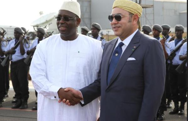 Programme visite Mohammed VI à Dakar : Signature d'accords portant sur la coopération pour le développement et sujets d'intérêt commun au men