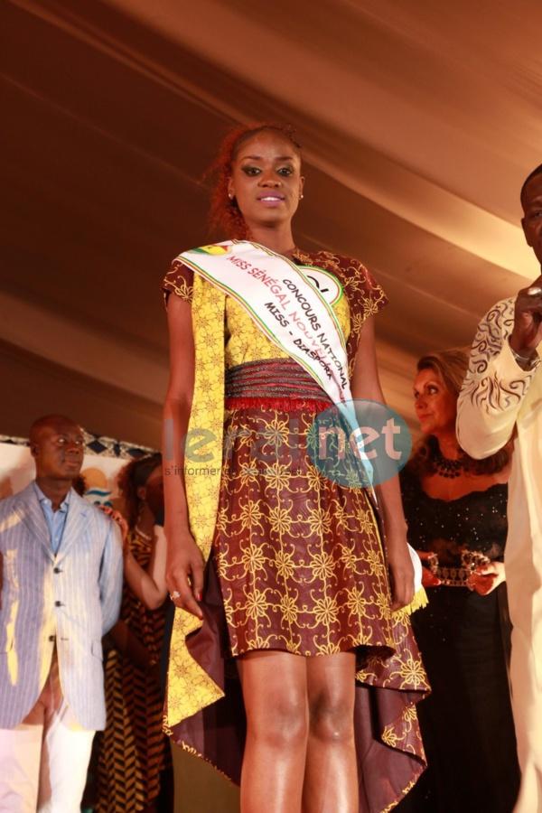 3ème dauphine Miss Sénégal 2016