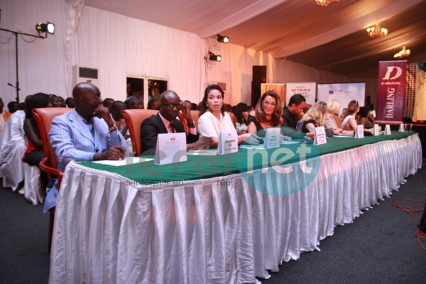 Jury Miss Sénégal 2016