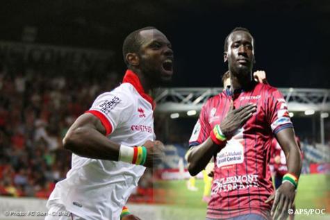 Nouvelles des Lions: Moussa Konaté et Famara Diédhiou décisifs en clubs