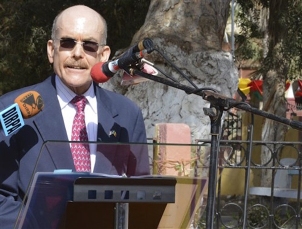 James P. Zumwalt, ambassadeur des USA sur les découvertes de pétrole au Sénégal: « La chose  la plus importante est la transparence... »