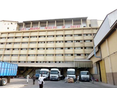 Grands Moulins de Dakar : Le directeur commercial et deux grands commerçants écroués pour corruption