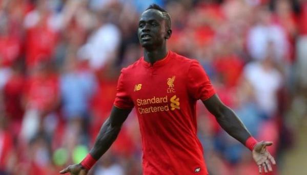 Sadio Mané auteur d'un doublé avec Liverpool ce dimanche