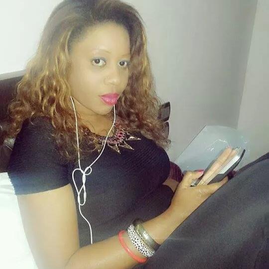 Voici la belle Rokhy Aidara
