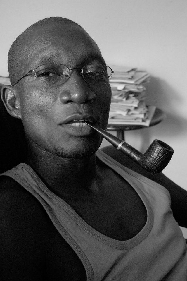 El Hadji Amadou Sall se passionnait avec sa pipe