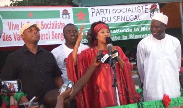 Khalifa Sall, Aïssata Tall Sall, Bamba Fall et Barthélémy Diaz ont décidé de changer le cours de l'histoire du PS en entrant en dissidence avec Tanor Dieng, nouveau Président du HCCT.