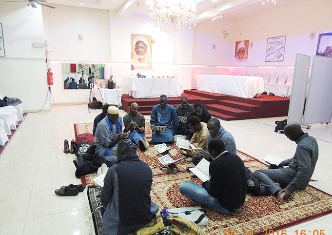 Belgique : Retour sur la prestigieuse journée de la Tidjaniya dédiée à Cheikh Ahmed Tidiane Chérif, samedi dernier à Bruxelles( photos)