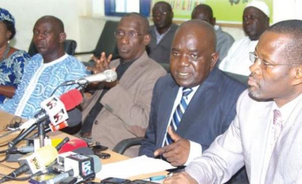 Le comité directeur du PDS sur la marche réprimée de l'opposition: « le succès de la mobilisation montre la détermination du peuple à …»