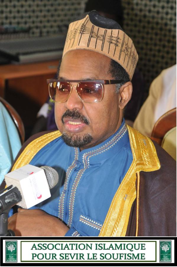 Courte déclaration de Ahmed Khalifa NIASSE à la veille du Magal de Touba