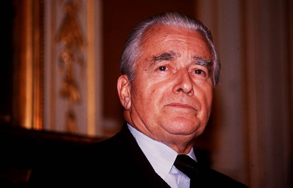 Jacques Chaban-Delmas, homme politique français, ancien maire de Bordeaux