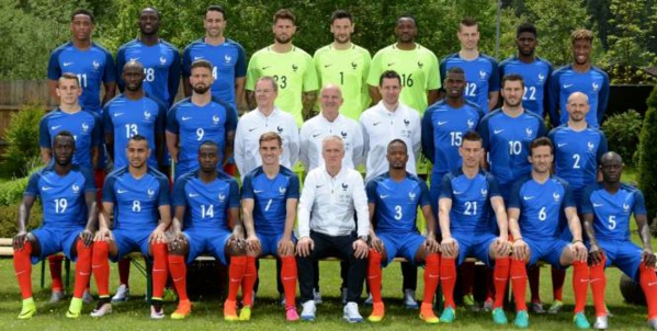 L'équipe de France, effectif le plus cher d'Europe