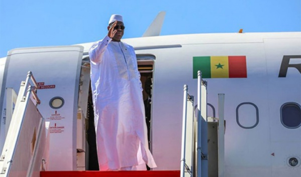 Départ du président Macky Sall ce jeudi 10 octobre pour Washington