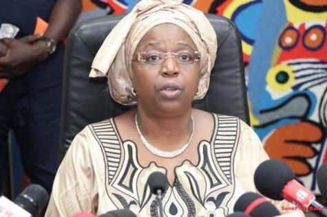 Meurtres de Ndioum: Eva Marie Coll  Seck condamne et rassure