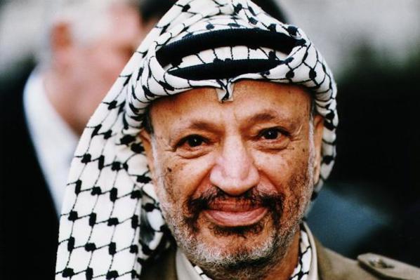 Yasser Arafat, dirigeant historique de la Palestine