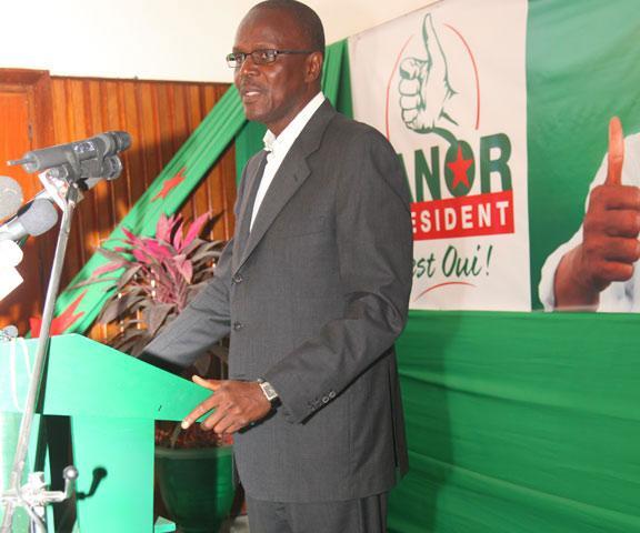 Ousmane Tanor Dieng : « Les objectifs de l'Etat du Sénégal seront atteints, qu'il s'agisse des objectifs globaux du PRACAS ou des objectifs spécifiques en matière d'autosuffisance »