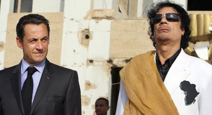 En octobre 2013, un avocat de l'ex-Premier ministre Baghdadi al-Mahmoudi a confirmé aux policiers que ce dernier lui avait parlé d'un financement de 50 millions d'euros, lors de confidences recueillies à l'automne 2011, au parloir d'une prison tunisienne, avant son extradition pour Tripoli.