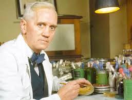 Alexandre Fleming, inventeur de la penniciline