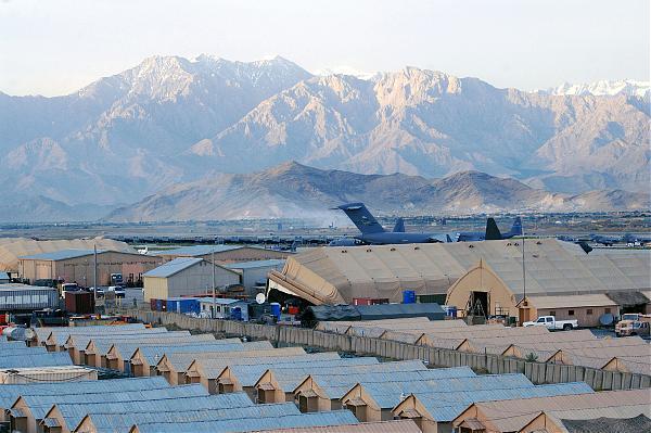 La base militaire de Bagram