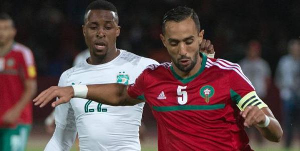 Eliminatoires Mondial 2018 : Pas de vainqueur entre le Maroc et la Côte d'Ivoire