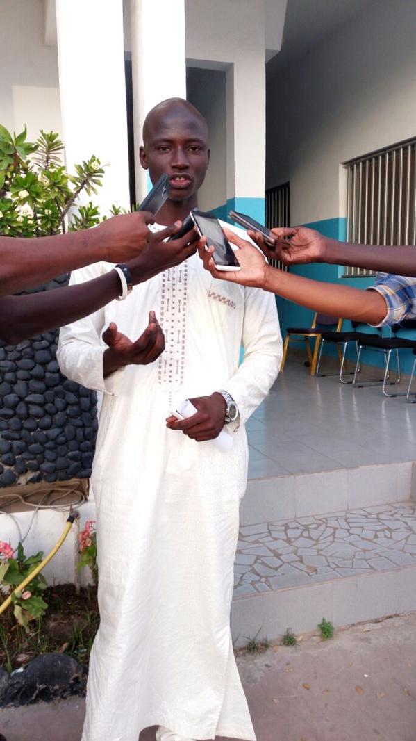 Ismaïla Dianka (candidat à la présidence de la Coordination Régional des Etudiants de Matam) : « je suis prêt à relever tous les défis pour l'émergence de la Région de Matam »
