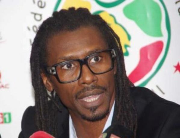 Pour Aliou Cissé, la défaite des Lions n'est pas seulement la résultante du mauvais arbitrage.