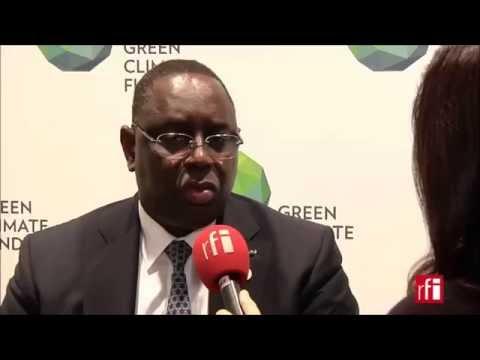 Entretien avec Macky Sall : «les propos du candidat (Donald Trump) seront différents des actes»