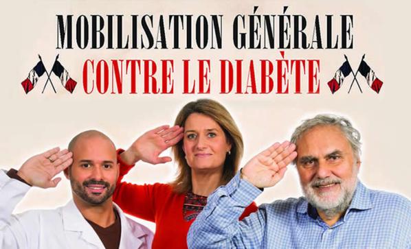 Ce lundi 14 novembre est la journée mondiale du diabète.