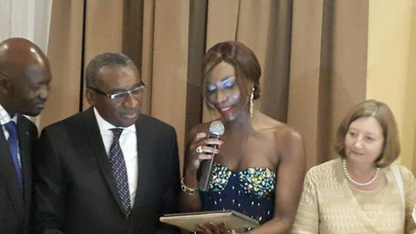 Coumba Gawlo, invitée spéciale du procureur Fatou Bensouda à la CPI