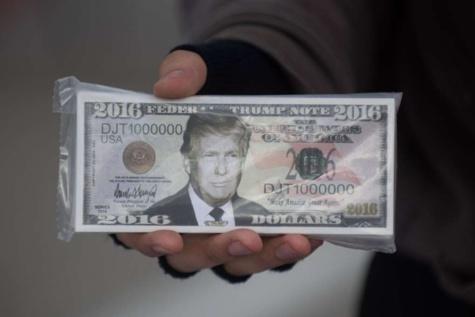 Ce que révèle le refus de Trump de toucher son salaire de président