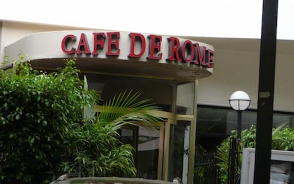 Affaire du Café de Rome : Dix présumés voleurs placés sous mandat de dépôt,  après 96 heures de garde à vue