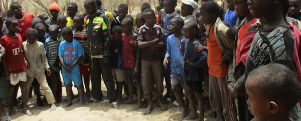 """Les """"Talibés"""" effectuent leur rentrée scolaire"""